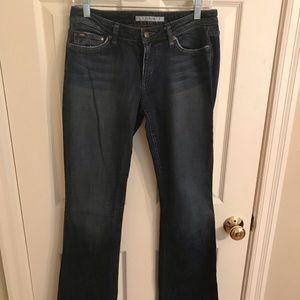 "Joe's jeans ""honey"" bootcut size 29"